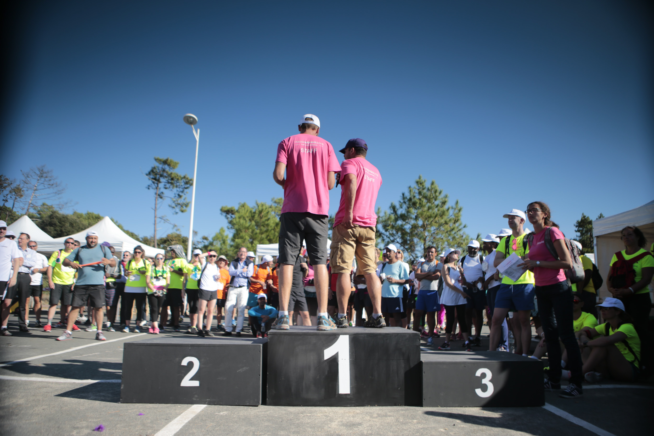 Raid, push car, podium, course, raid, arcachon